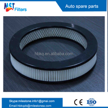 Diesel engine air filter for cars 17801-15010