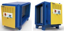 Honey Comb Structure Catering Fume Eliminator for HVAC ventilation system