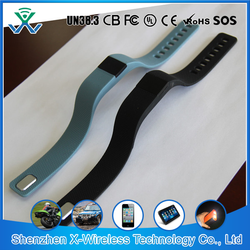 New product/Anti lost/Sleep monitoring/pedometer/Smart Fitness Silicone Bluetooth Bracelet,waterproof android watch phone