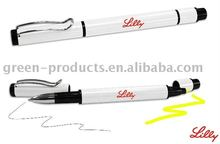 Recycled aluminum highlighter pen (item no TPA001)