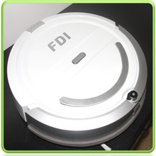 Portable Mini Automatic Robot Vacuum Cleaner, Easy to Use