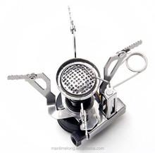 mini portable camping gas stove