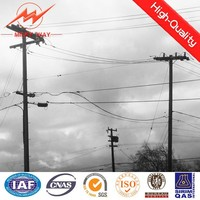 bitumen electric power pole supplier