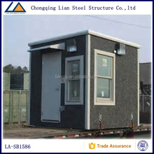 Prefabricated Sentry Guard Room For Police Room