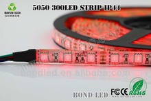 Discounted 10% 12V 300 leds pi65 5m RGB/single color flexible rgb led strip 5050 waterproof