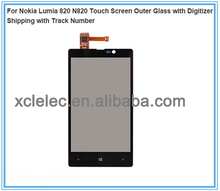 For Nokia Lumia 820 N820 Touch Screen with Frame/Digitizer and Frame for Nokia Lumia 820 N820 China Supplier