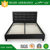 Royal Pu Genuine Leather Bed French Provincial Bed
