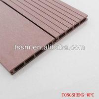 exterior wpc decking floor low price use in garden