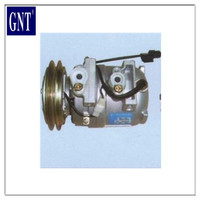 hyundai R225-7 D21 AC Compressor for excavator parts