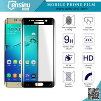 For Samsung galaxy s6 Edge 0.26mm 9H Premium tempered glass mobile phone screen protector