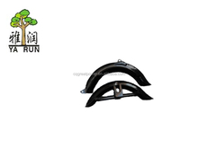 motorcycle front and rear fenders mudguards JH70