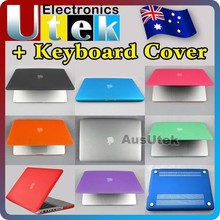 Satin Hard Case, Rubberized Cover For Macbook Pro 13.3 13 inch A1278
