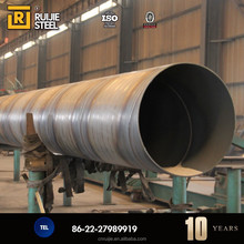 SSAW Spiral Steel Pipe/Tube oil and gas line pipe