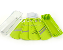 High quality kitchen tool multifunctional manual vegetable and fruit slicer