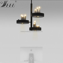 G9 LED chandelier table candle lamp for dinning room