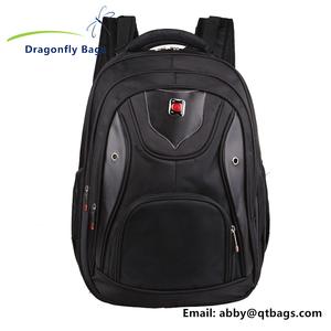 34L grande capacité et durable polyester ordinateur sac à dos