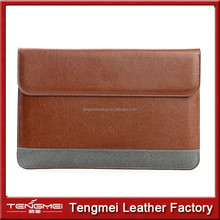 Premium Leather Case For 15 inch MacBook with Retina,For 15 inch Macbook Case Sleeve