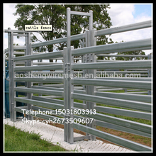 Factory Product High Zinc Anti-corrosion Portable Easy Install Cattle Fence Panel For Farm