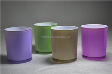 glass candle making and jar hot item