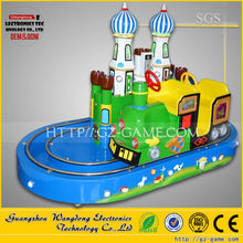 china railway train cartoon train games amusement park equipment for sale,hot sale Happy railway train amusement equipment