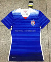 USA National Team Women's Blue Soccer Jerseys