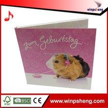 Paper Handmade Decoration Greeting Card,Greeting Card-Thanksgiving