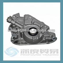 Used Auto Part for MAZDA Oil Pump OEM:F201-14-100 Engine Oil