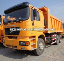 25ton Shacman 6x4 Dumper Trucks