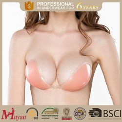 silicone breast adhesive thin bra 2016 silicone bra with women hot image ultra contour