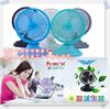 6 inch usb mini desk fan with super big fan and mute