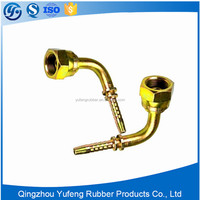 China hot selling 90 degree elbow fitting with O-ring seal