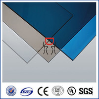 solid polycarbonate panel for factory skylight