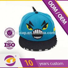 Custom Bargain Price Acrylic Latest Various Color Minion Sharp Kid Snapback Cap 2013
