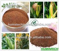 Organic Leonadite Fulvic Acid Type III Fertilizer n.p.k. Liquide