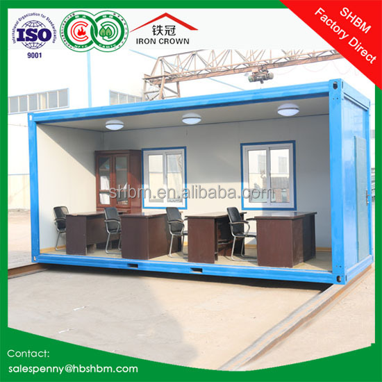 20ft 40ft cargo container house prefabricated home for Villa container