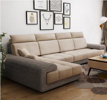 Moderno mobiliario italiano de estilo simple tamaño grande ...