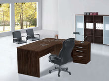 Fasion Mapel Veneer Manager Desk For European Market