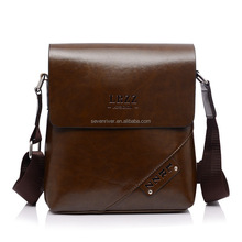 Stylish Men's PU Leather Messenger Shouder Bags Men