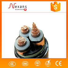 Alibaba supplier 3 cores XLPE insulation power cable with CCC certificate