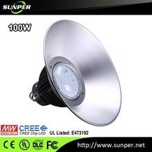 High Bay Lights Item Type and CE,ETL,LVD,RoHS,UL Certification LED shoebox retrofit kits 150W