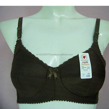 wholesale soft&comfortable mature lady full up bra