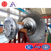 Environmental Protection High Power 39MW Iron and Steel Wood Fired Wind Power Plant