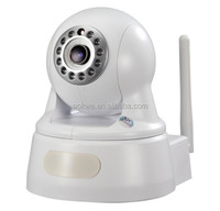 Aokwe wholesale 720p Pan Tilt robot smart wireless wifi ip camera support 32g sd card and 15m ir night vision