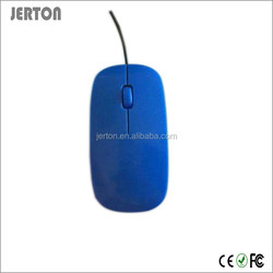 factory custom logo and color cheap wired mouse, optical mouse