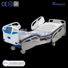 Medical Equipment Multi-functional Electric Motor Hospital ICU Bed