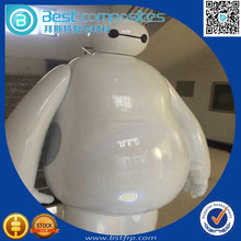 Best Composites new products Baymax Big Hero Vinyl resin and carbon fiber 1:1