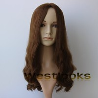 Wholesale 100 Virgin Mongolian Human Hair Topper Jewish Wig