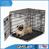 two doors folding carrier dog cage