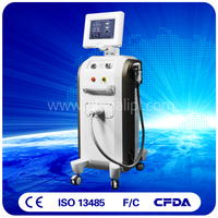 Channeling RF face lift and wrikle removal facial tool beauty equipment