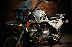 ON SALE: SKYTEAM 125CC 4 STROKE BAJA MOTORCYCLE NON EEC